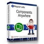 Components Anywhere v.4.3.4 PRO