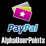 Buy AUP Points With PayPal v.1.0