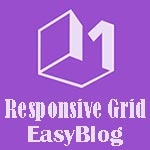 Responsive Grid for EasyBlog v.3.3.3