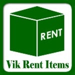 Vik Rent Items v.1.6
