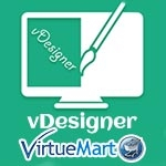 vDesigner for Virtuemart v.2.0.0