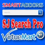 SJ Search Pro for VirtueMart v.1.1.0