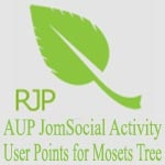 JomSocial Points Mosets Tree v.3.2.1