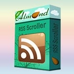 Almond RSS Scroller v.1.2.2 RUS