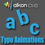 Aikon Typo Animations v.1.2