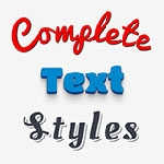 Complete Text Styles v.2.1.0