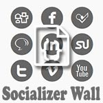 Socializer Wall v.1.3.0