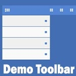 Demo Toolbar v.1.0.1