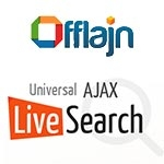 Universal AJAX Live Search v.5.4.7