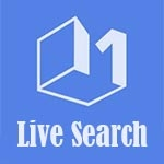 Minitek Live Search v.3.5.1