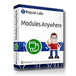 Modules Anywhere v.7.7.2 RUS