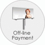 Off-line Payment Ad Agency