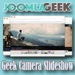 Geek Camera Slideshow v.1.0.0