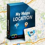 My Maps Location v.4.1.5 RUS