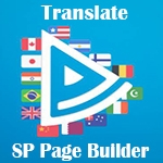Translate for SP Page Builder v.2.4
