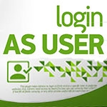 Login as User Pro v.3.3.5