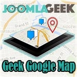 Geek Google Map v.1.1.0