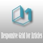 Responsive Grid for Articles v.3.4.9 & v.4.0.8