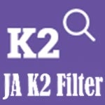 JA K2 Filter and Search v.1.3.3